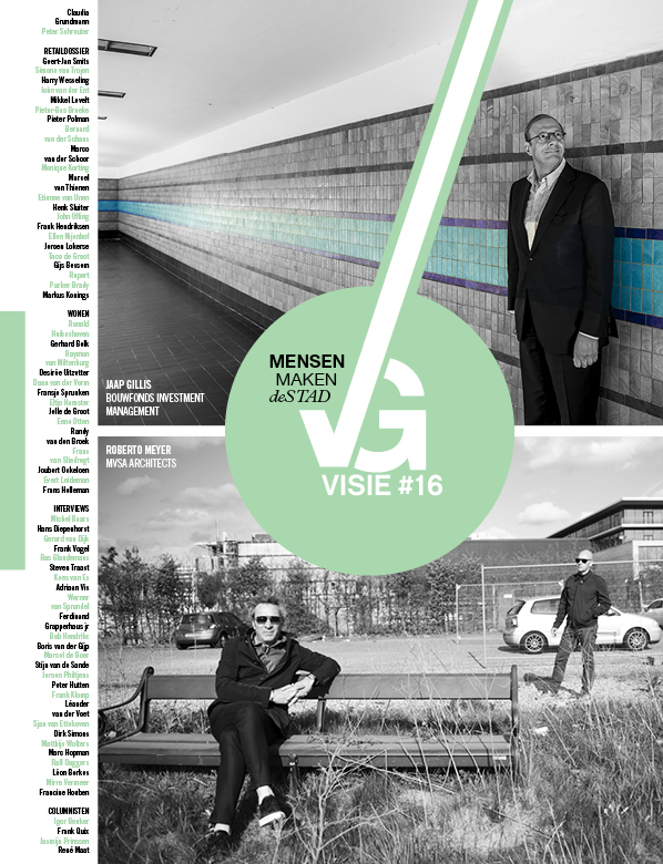 VG Visie #16 magazine