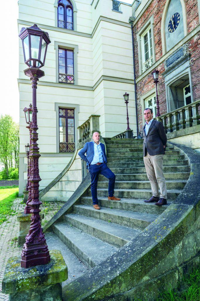 Sjan van Ettekoven & Dirk Simons- S. van Ettekoven Holding ...